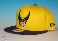 New Era Wolverine Snapback Hat 9fifty Uncanny X-Men Marvel Comics Heroes