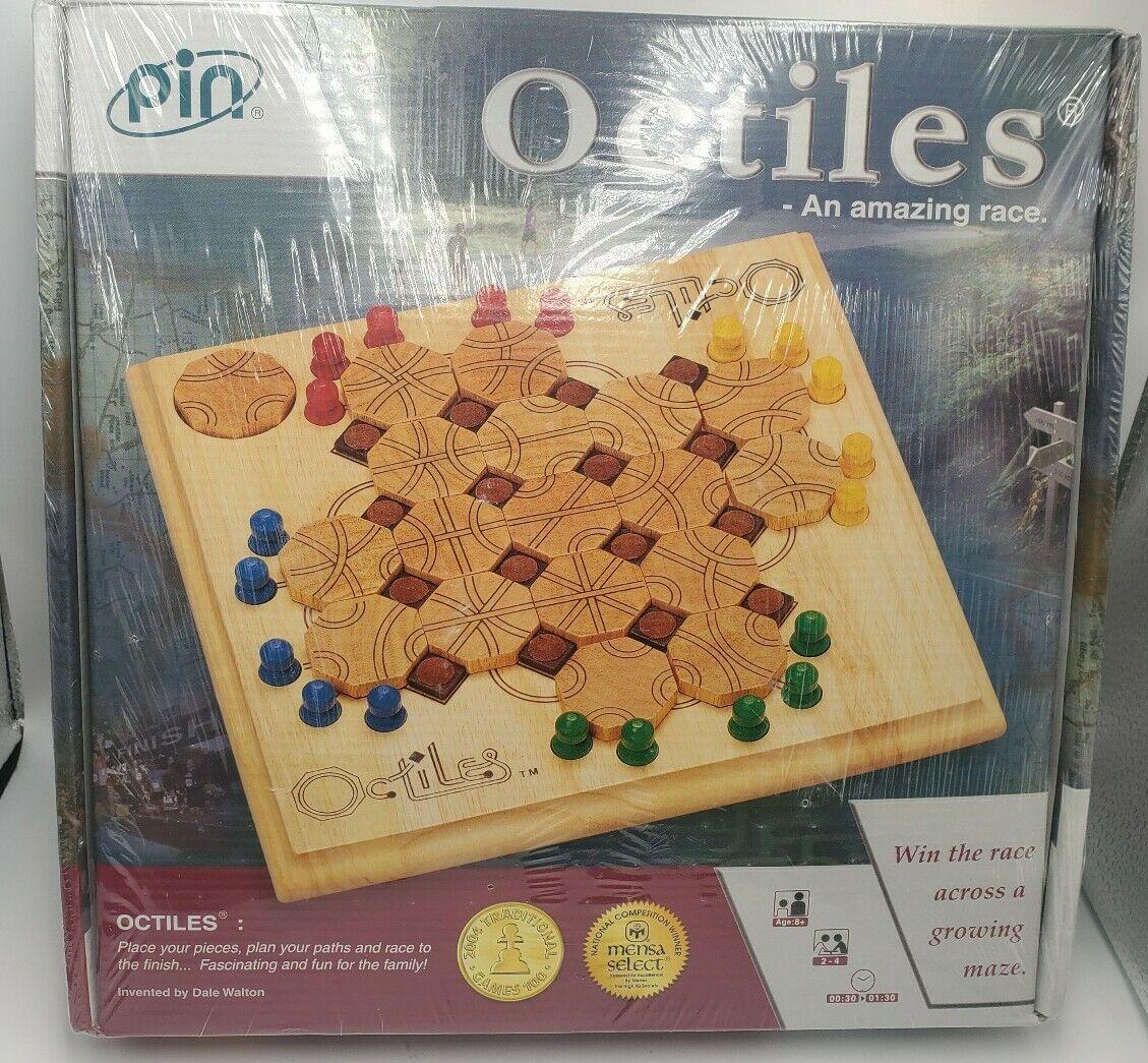 Pin International Boardgame Octiles Box Game