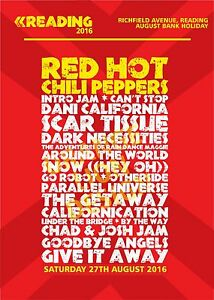 Canvas-Red-Hot-Chili-Peppers-Reading-Festival-27th-August-2016-Set-List