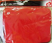 Kroo Red Carrying Sleeve For 13-inch Notebooks