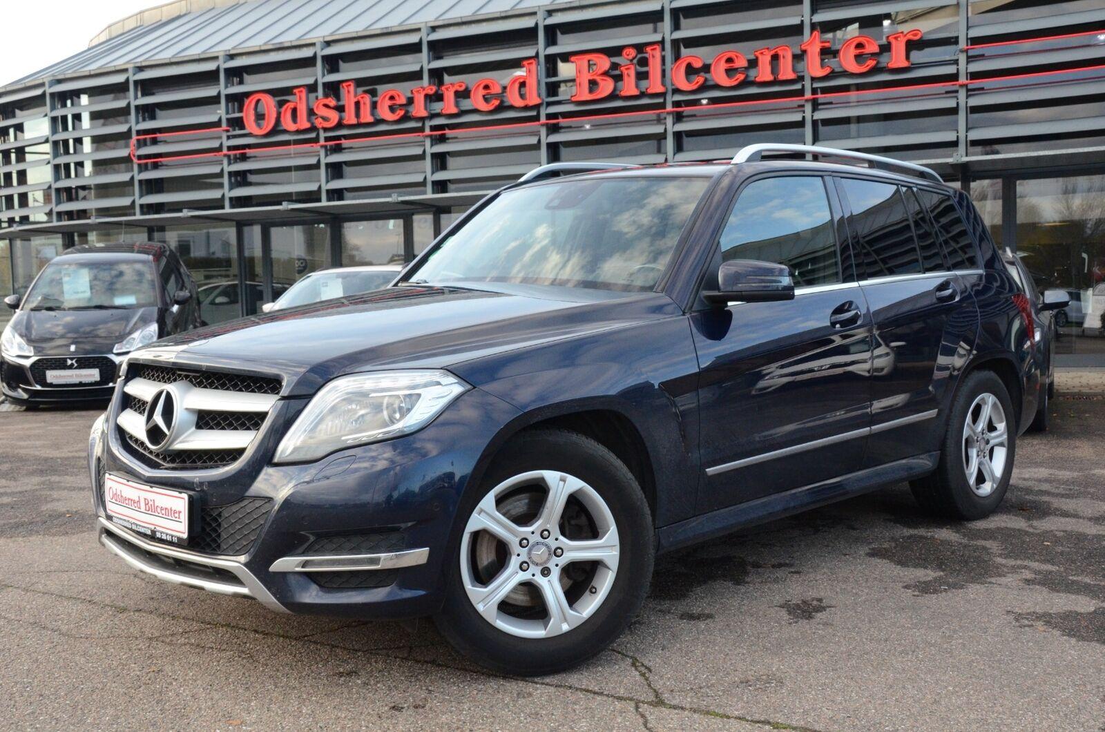 Mercedes GLK220 2,2 BlueTEC aut. 4-M 5d - 298.775 kr.