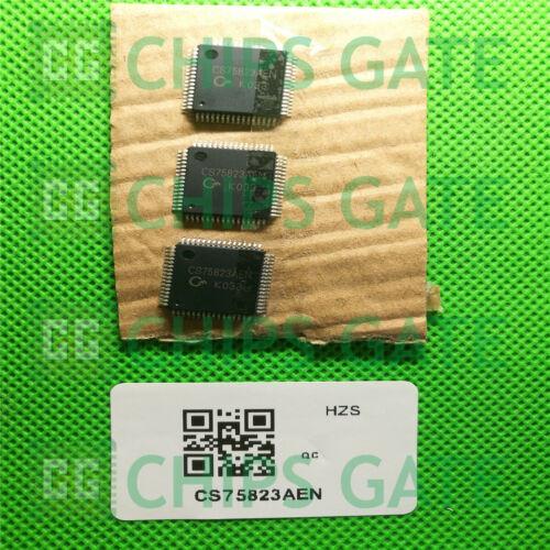 3PCS NEW CS75823AEN CS D//C:10 QFP