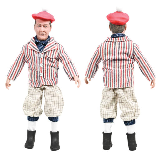Loose in Factory Bag Three Stooges 8 Inch Action Figure 3 Little Beers Curly