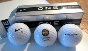 New-Box-of-3-Nike-One-Vapor-speed-with-rare-PGA-Logo