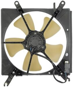 Engine Cooling Fan Assembly-Radiator Fan Assembly Dorman fits 98-06 VW Beetle