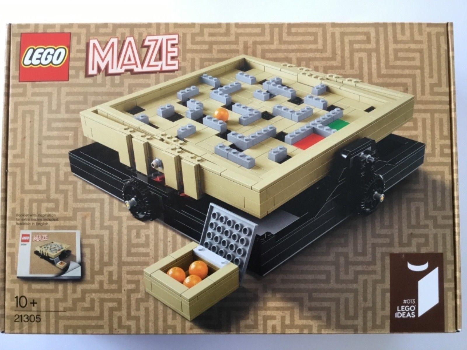 Lego Ideas 21305-Maze Labyrinthe-Nouveau NEUF dans sa boîte