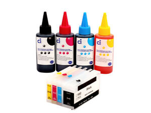 Refillable-Ink-Cartridge-Kits-for-HP-Officejet-Pro-251dw-276dw-950-951-NON-OEM