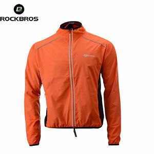 RockBros-Cycling-Jerseys-Bicycle-Bike-Polyester-Sport-Riding-Wind-Coat-S-4XL