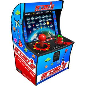 Zeon-Arcadie-encaja-iPad-Mini-Clasico-Retro-Arcade-Juego-de-maquina-tragaperras