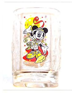 Vintage-McDonalds-2000-Disney-Mickey-Mouse-Glass-Ex-Gift-Card-Toy-Meal-Happy-Ofr