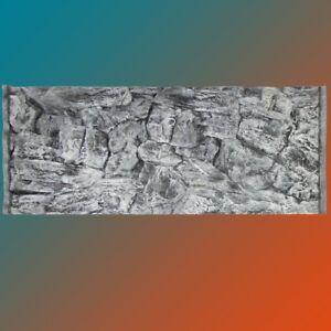 3d aquarium r ckwand 120x60 cm s line grey terrarium fif ebay - 3d ruckwand aquarium 150x60 ...