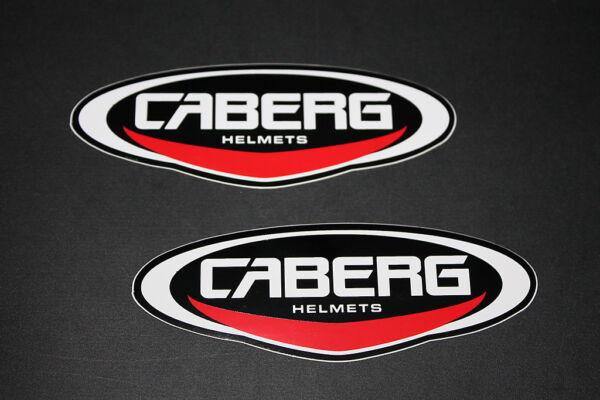 #73 Caberg Helm Helmets Moto Motorrad Aufkleber Sticker Decal Bapperl Kleber Rac