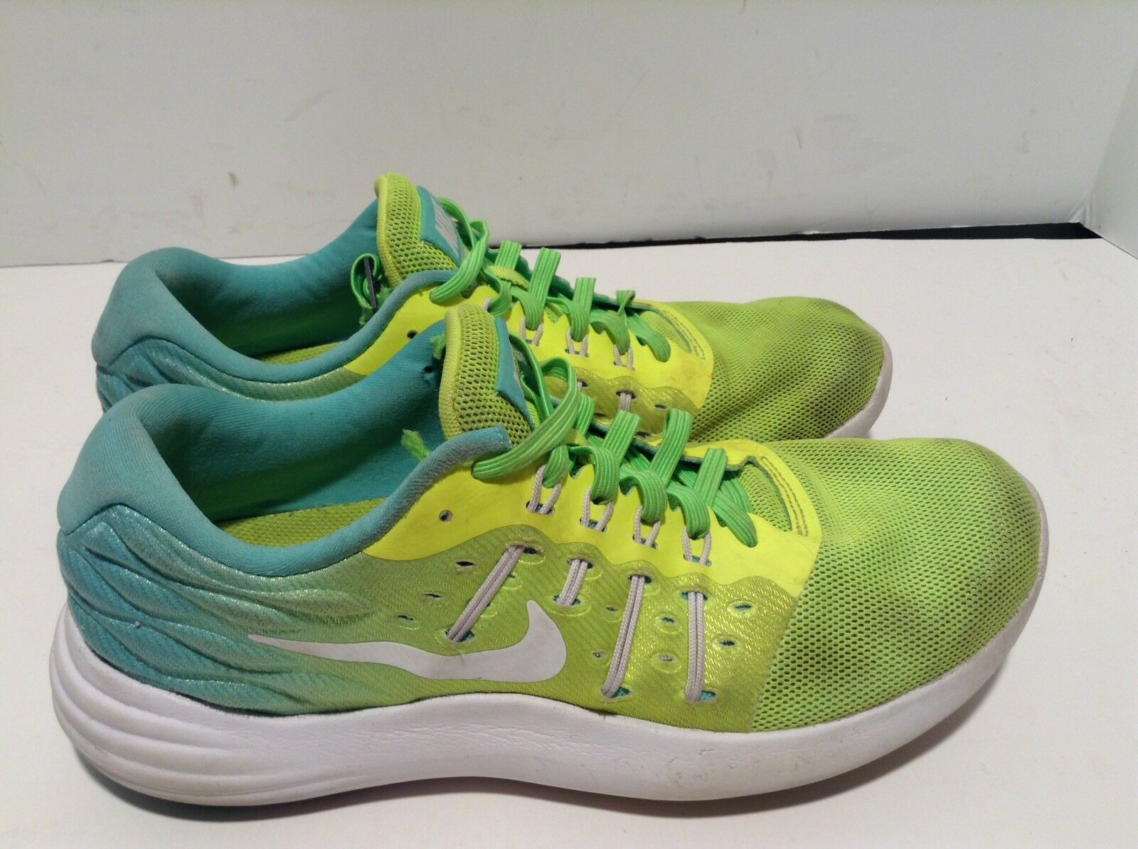 nike  chaussures s lunarstelos sz 7,5 multi - athlétisme chaussures  e42da9