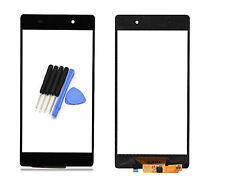 Touch Screen Glass Len Digitizer For Sony Xperia Z2 L50w D6502 D6503 Black Tool