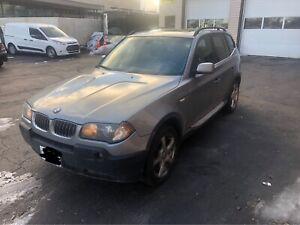 2005 BMW X3 -