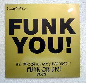 LP-FUNK-YOU-LIMITED-EDITION-FUNK-OR-DIE-RARITAT-AUSTRIA