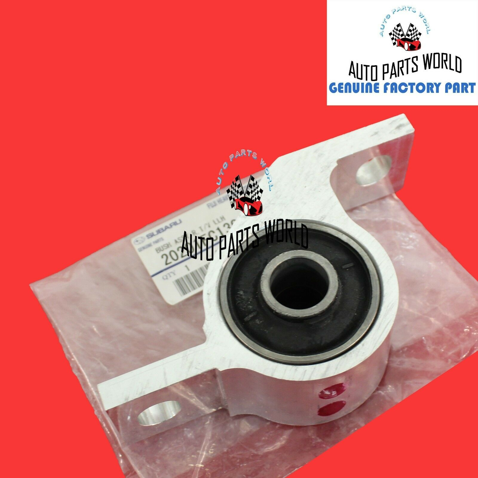 20201FC130 Genuine Subaru BUSH ASSY R,T//V LLH 20201-FC130