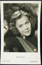 Gusti Huber - Actor Movie Photo - Foto Autogramm-Karte AK (Lot-H-2173