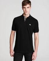 Burberry Brit Black Men Short Sleeves T-Shirt L