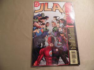 JLA-Secret-Files-amp-and-Origins-2004-DC-Free-Domestic-Shipping