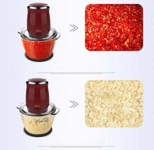 Premium Qualità 220V ELETTRICO IN ACCIAIO INOX TRITACARNE TRITACARNE Salsiccia Maker