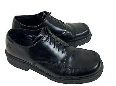 doc dr martens mens uk 9 usa 10 black square toe chunky