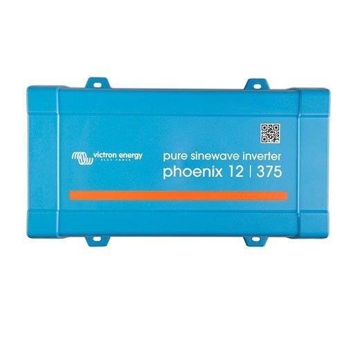 InGrüner Victron Phoenix 12 375 VE.Direct Schuko (375W 12V or 24V)