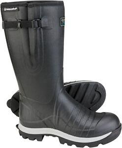 """New Bagman Glacier 16/"""" Neoprene Black Boot"""
