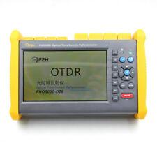 7 Lcd Screen 170km 131015501625nm 403838 Db Otdr Fiber Meter For Exfo Otdr
