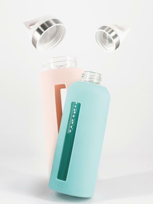 Sigg Dream Shade bebidas botella botella botella de vidrio outdoorflasche 650 ml
