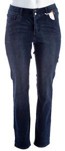 LANE-BRYANT-Women-039-s-Tighter-Tummy-Stretch-Straight-Leg-Jean