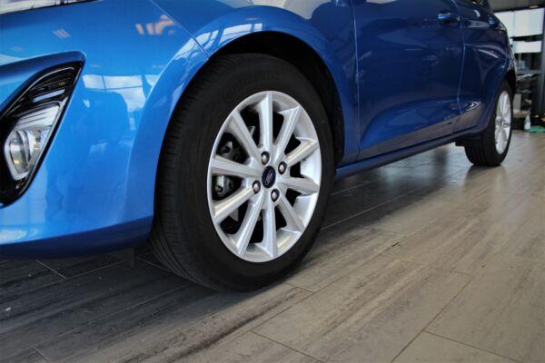Ford Fiesta 1,5 TDCi 85 Titanium billede 5