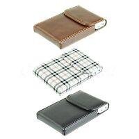 Hot Waterproof Business Name ID Credit Card Mini Box Pocket Wallet Case Holder