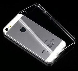Cover-duenn-Huelle-Schale-bumper-Hard-Case-f-Apple-iPhone-5-5S-klar-transparent