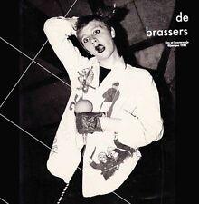 DE BRASSERS - LIVE AT DOORNROOSJE NEW VINYL RECORD