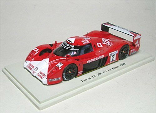 Toyota Ts 020 th Lm 1999 Boutsen   Kelleners   McNish 1 43 Model