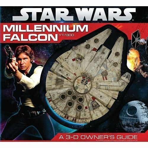 Star Wars: Millennium Falcon- A 3-D Owner's Guide-ExLibrary