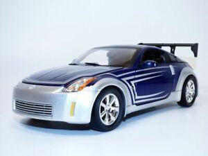 NISSAN 350Z Fast and Furious Tokyo Drift 1/18 Movie car