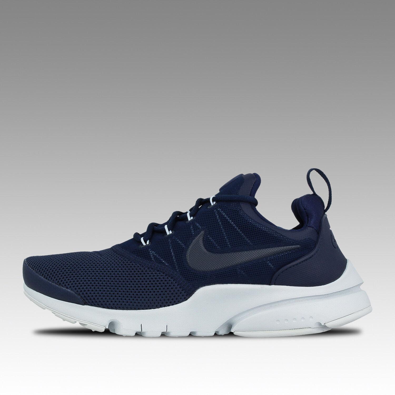 Nike Presto Fly Gr.38,5 blau Schuhe Turnschuhe Freizeit Sport Turn Neu 913966 401