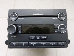 FORD-MUSTANG-07-09-AUTORADIO-RADIO-6-x-CD-Changer-Shaker-1000-8r3t-18c815-jd
