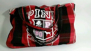 Victoria-039-s-Secret-Pink-Road-Trip-To-NowhereTote-Shopper-Handbag-Shoulder-Bag