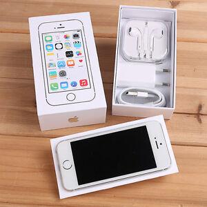 apple iphone 5s 4s 16 32 64gb smartphone fabrik entriegelt. Black Bedroom Furniture Sets. Home Design Ideas