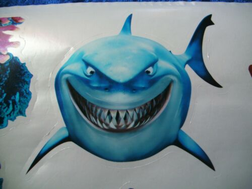 Wandtattoo Badtattoo Tattoo Aufkleber Deko Sticker Meer Fische Schildkröte Hai