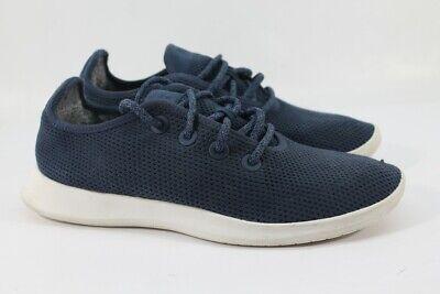 Allbirds Men/'s Tree Runners Kauri Marine Blue Comfort Shoes FLSAMP