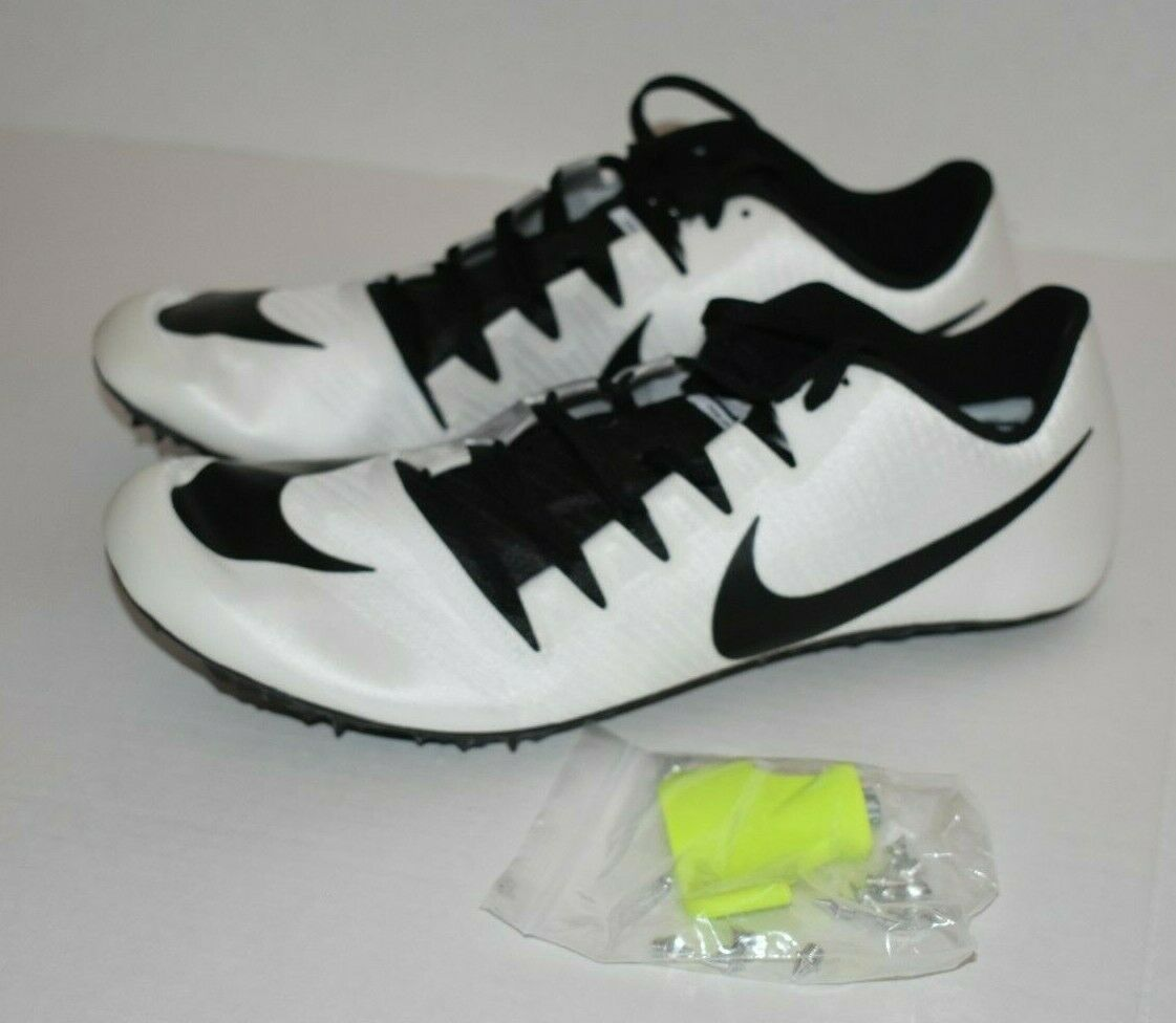 NIKE 865633-100 Ja Fly 3 Track Spikes Men's Size 12.5 With Wrench and Cleats