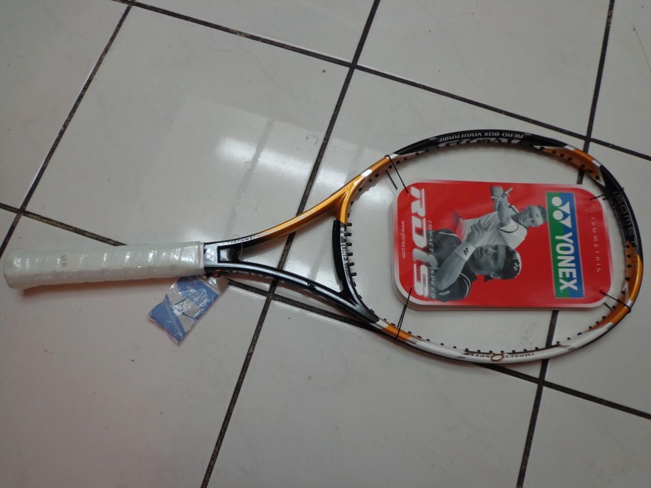 NEW Yonex RD IS 200 98 head 4 1 2 grip Tennis Racquet