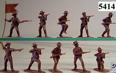 Armies In Plastic 5414 - Spanish - American War 1898 Figures-Wargaming