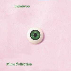 PAIR GF12SC04 Mimiwoo 1//6 Bjd Acrylic Plastic Doll Eye 12mm Ocean Blue