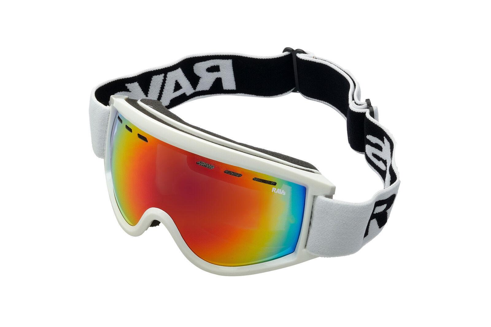 Ravs Unisex Skibrille Skibrille Skibrille und Snowboardbrille Skiing goggles für Allwetter ANTIFOG a0fc15
