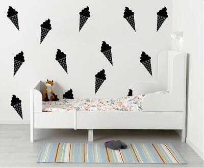 ICE CREAM WALL STICKER Decal Decor Art Stencil Bedroom Children ST265